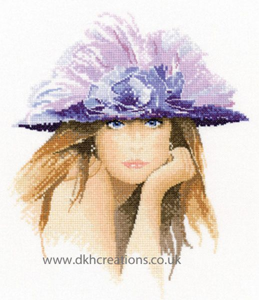 Miranda Cross Stitch Kit